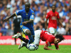 Lassana Diarra vs. Carlos Tevez