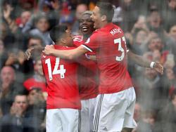 El conjunto de Mourinho se llevó el triunfo al final. (Foto: Getty)