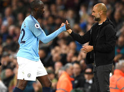 Yaya Touré erhebt Rassismus-Vorwürfe gegen Pep Guardiola