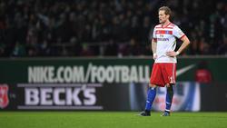Froh, wieder in Augsburg zu sein: Ex-HSV-Profi André Hahn