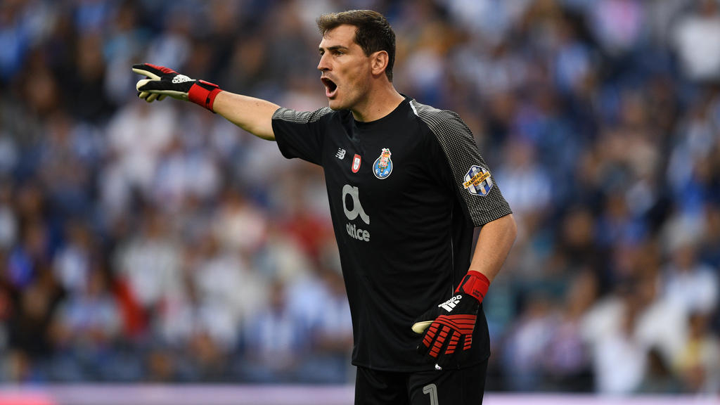 Iker Casillas will seine Karriere in Porto beenden