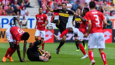 El Maguncia abrió su camino en la Bundesliga 2018-2019 con un triunfo. (Foto: Getty)