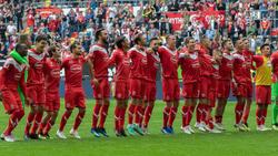 Fortuna Düsseldorf feiert den ersten Dreier seit der Bundesliga-Rückkehr