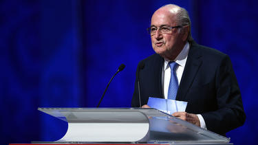 Sepp Blatter hat die Pläne seines Nachfolgers kritisiert