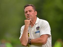 Österreichs U21-Teamchef Werner Gregoritsch