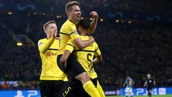 Borussia Dortmund feierte einen Kantersieg gegen Atlético Madrid