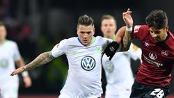 Daniel Ginczek will auch am kommenden Spieltag gegen Stuttgart treffen