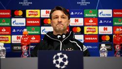 Niko Kovac will mit dem FC Bayern nicht ins Verderben rennen