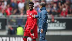 Kovac könnte Davies beim FC Bayern als Alaba-Ersatz testen