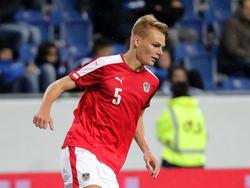 Nächste Aufgabe für ÖFB-U21-Abwehrchef Philipp Lienhart