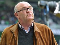 Horst Köppel spielte jahrelang für Borussia Mönchengladbach