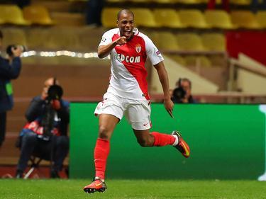 Djibril Sidibé anotó el último penalti de los monegascos.(Foto: Imago)