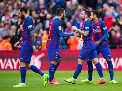 Tor-Debüt für Barça