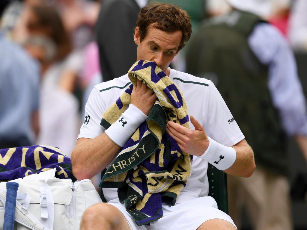 Andy Murray ist an der Hüfte operiert worden