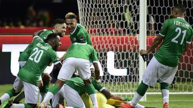 Madagaskar bejubelt den Einzug ins Viertelfinale