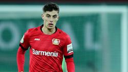 Wird angeblich vom FC Bayern umworben: Leverkusens Kai Havertz