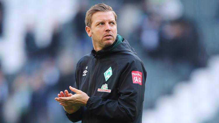 Florian Kohfeldt steckt mit dem SV Werder Bremen im Tabellenkeller fest
