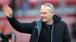 Der SC Freiburg ist mit Christian Streich das Überraschungsteam der Saison