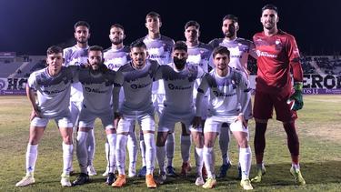 El Real Jaén sigue adelante en Copa.
