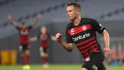 Nicolai Müller war der Mann des Spiels