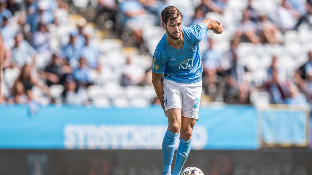 Adi Nalic wird beim FC Schalke 04 und beim HSV gehandelt