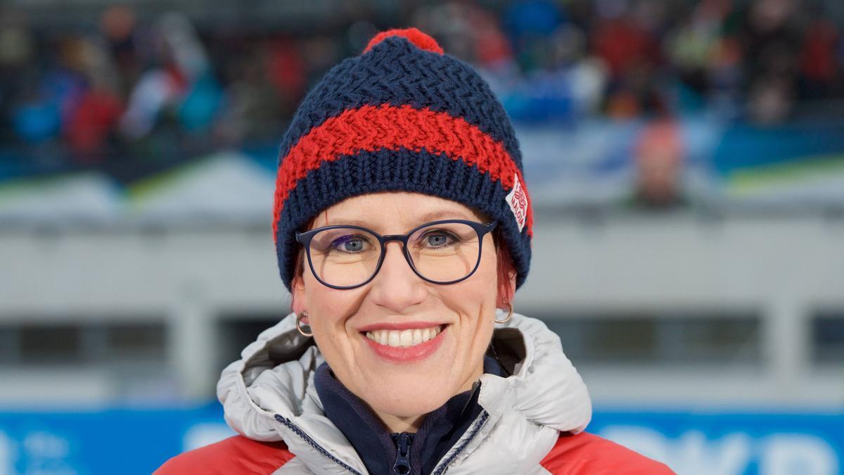 Ex-Biathlon-Star Kati Wilhelm wird Botschafterin