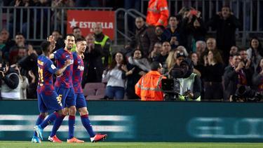 Der FC Barcelona hat einen deutlichen Sieg gefeiert
