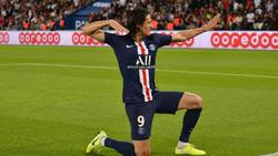 Will Paris Saint-Germain verlassen: Edison Roberto Cavani
