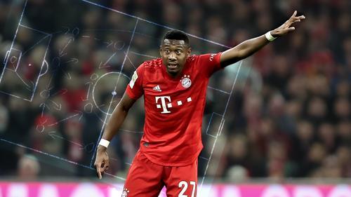 Verlässt David Alaba den FC Bayern im Sommer?