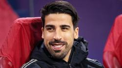 Sami Khedira kehrt ins Juve-Training zurück
