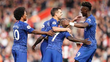 Kann gegen die Bayern nicht dabei sein: N'Golo Kanté (7) vom FC Chelsea