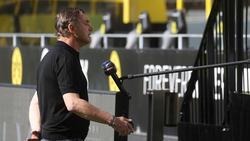 Michael Zorc ist Sportdirektor beim BVB