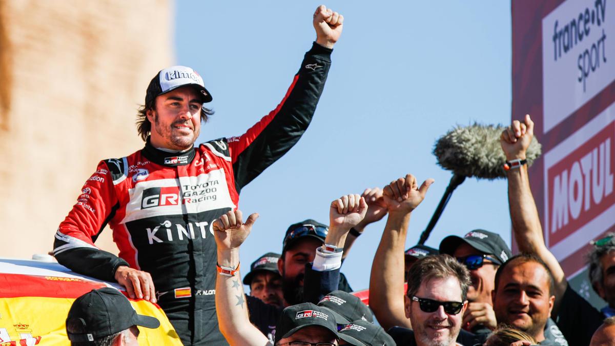 Fernando Alonso: Auf Renault hat er seine beiden einzigen WM-Titel gewonnen