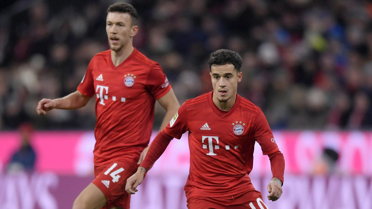 Coutinho und Perisic bleiben vorerst beim FC Bayern