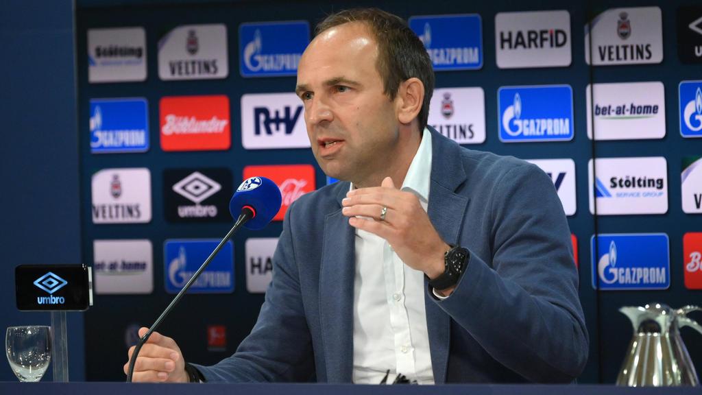 Alexander Jobst spricht über die Zukunft des FC Schalke