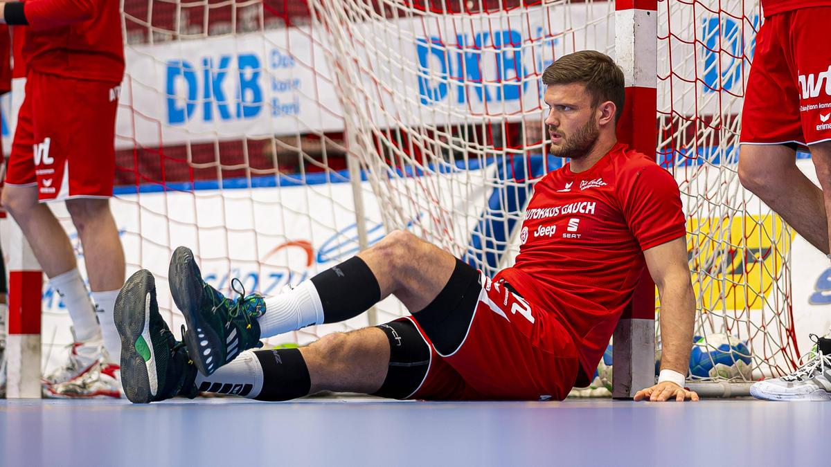 Ludwigshafens Kai Dippe muss seine Karriere beenden