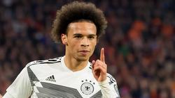 Leroy Sané läuft künftig für den FC Bayern auf