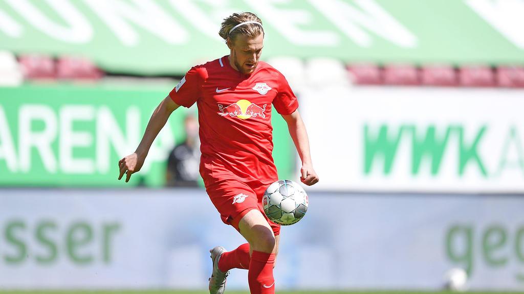 Hält den Finaleinzug mit RB Leipzig für machbar: Emil Forsberg