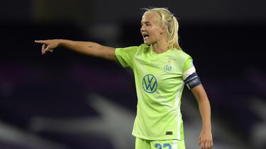 Pernille Harder verlässt den VfL Wolfsburg in Richtung Chelsea