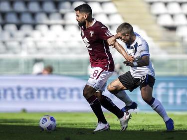 'Papu' Gómez sigue siendo el faro que guía al Atalanta.