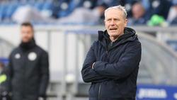 Christian Streich würde lieber zu einem anderen Zeitpunkt gegen Eintracht Frankfurt spielen