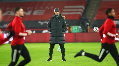 Jürgen Klopp erlebt beim FC Liverpool gerade keine leichte Zeit
