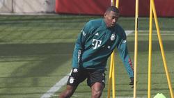 Droht dem FC Bayern München im Bundesliga-Auswärtsspiel bei Werder Bremen auszufallen: David Alaba