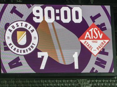 Das ÖFB-Cup-Spiel zwischen Klagenfurt und Stadl-Paura hatte die Ermittlungen ins Rollen gebracht