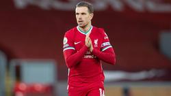 Liverpool-Kapitän Jordan Henderson hat eine Krisensitzung mit seinen Kollegen einberufen