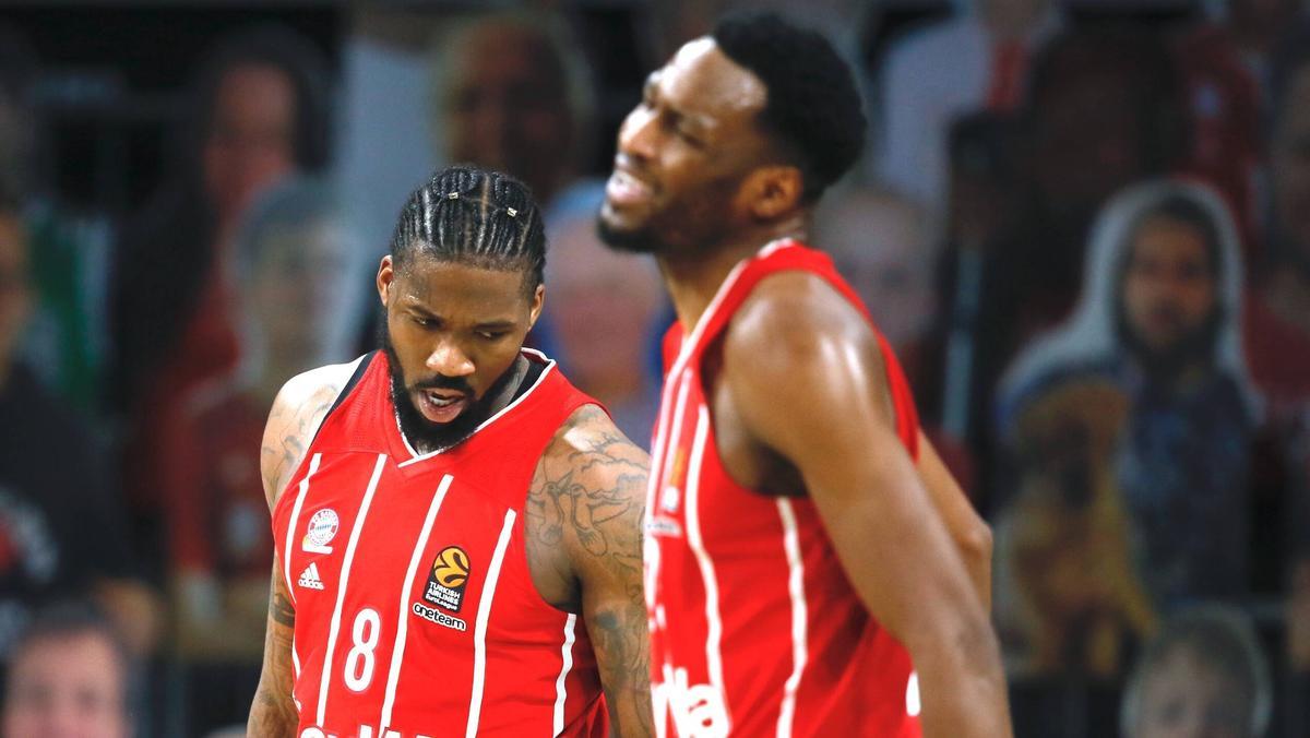 Der FC Bayern musste sich in der EuroLeague geschlagen geben