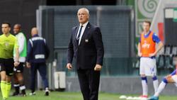 Der Vertrag von Trainer Claudio Ranieri bei Sampdoria Genua läuft am 30. Juni aus und wird nicht verlängert