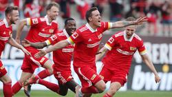 Max Kruse schießt Union Berlin in die Conference League
