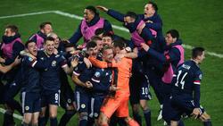 Schottland startet am 14. Juni gegen Tschechien in die EM