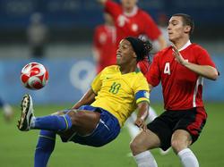Brasilien gewinnt erstes Olympia-Spiel